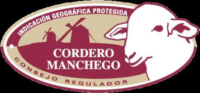 sello indicacion geografica protegida del consejo regulador del cordero manchego