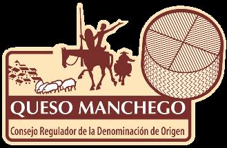 sello certificacion denominación de origen del queso manchego