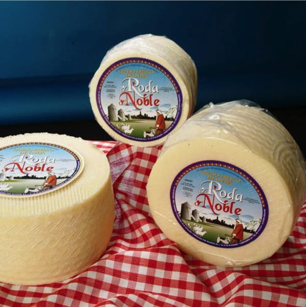 queso tierno de oveja manchega rodanoble