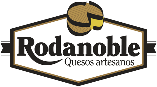logotipo de rodanoble quesos artesanos