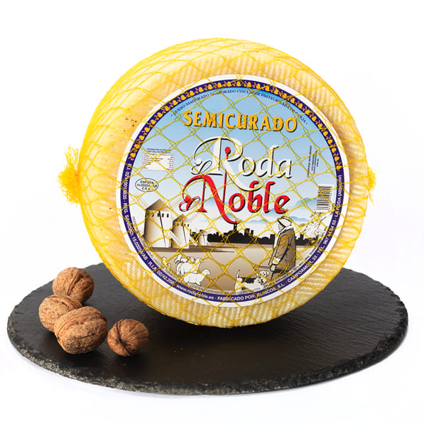 queso semicurado