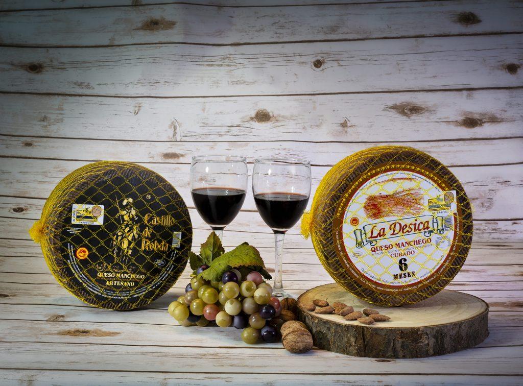 quesos artesanos de la region manchega